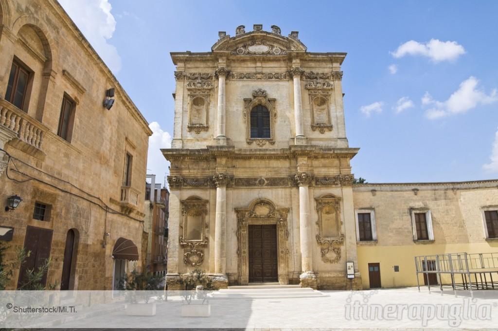 piazza Orsini del Balzo