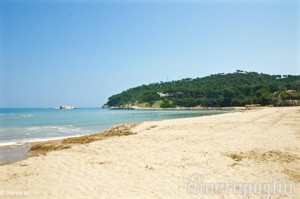 Spiaggia di Grattarella