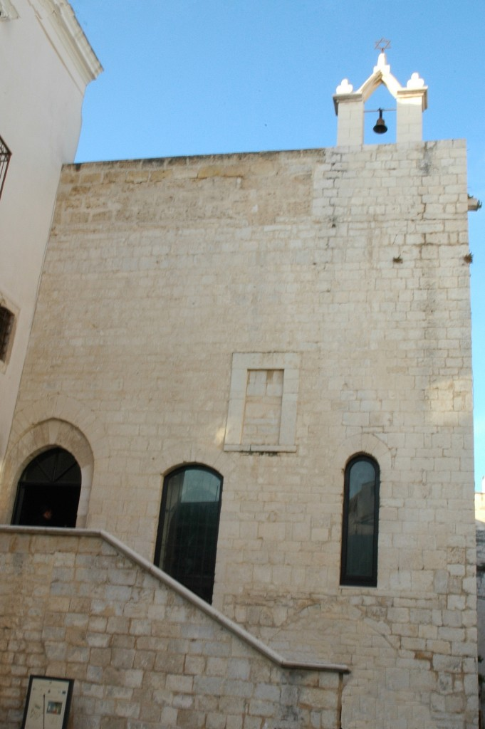 """sinagoga """"scolanova"""" edificata nel XIII secolo"""
