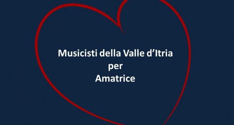 Musicisti della Valle d'Itria per Amatrice