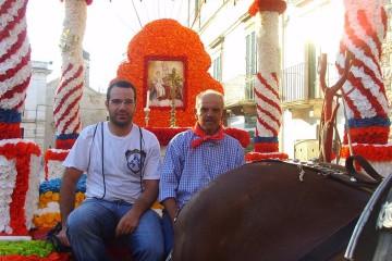 Sfilata di Cavalli, Traini e Carrozze
