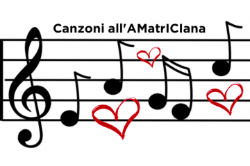 canzoni all'amatriciana