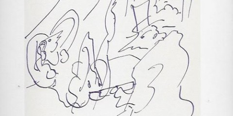 Le Docteur - Pablo Picasso