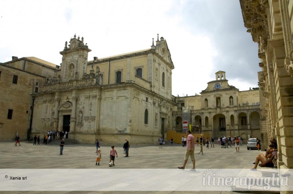 Il Duomo e l'Episcopio