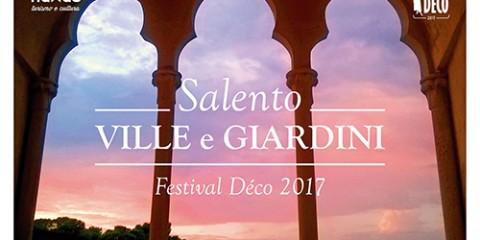 Locandina A3 Festival Déco 2017