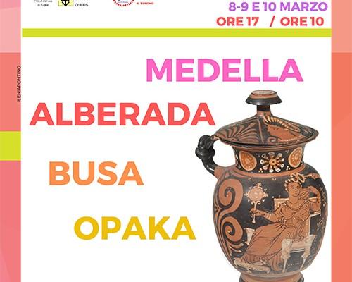 cANOSA DI PUGLIA presents