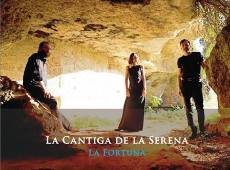 La cantiga de la serena - La fortuna (Copertina ridotta)