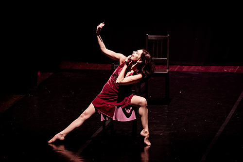 Giorgia Maddamma - foto Francesco Sciolti