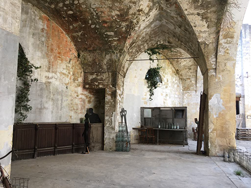 Distilleria De Giorgi - Soundscapes