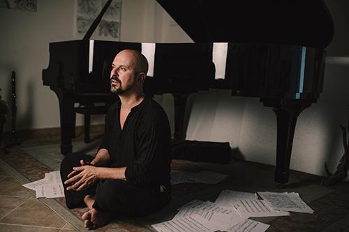 Emanuele Coluccia - foto Ilenia Tesoro