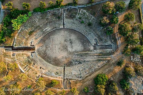Parco Archeologico Rudiae (alto)