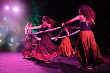 Danzare la terra - Tarantarte