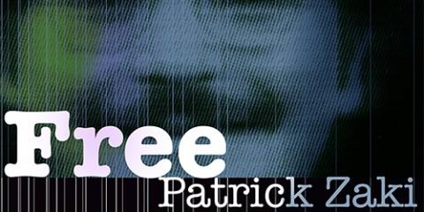 Free Patrick Zaki - quadrato