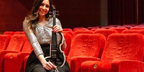 Chiara Conte al Nuovo Teatro Verdi