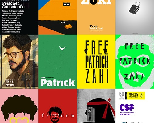 Free Patrick Zaki - Top 10
