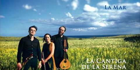 La cantiga de la serena - La mar (copertina fronte)